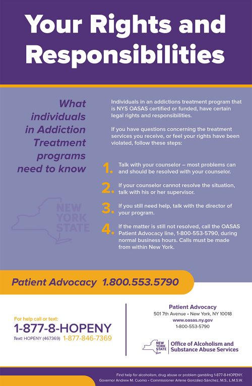english-patient-advocacy-poster